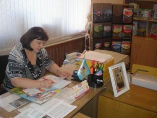 Татаровская Ольга Александровна